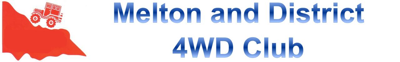 Melton & District 4WD Club